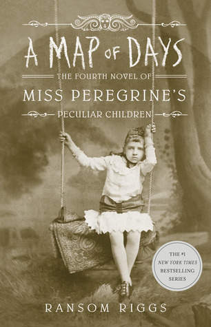 BOOK REVIEW: A Map of Days by Ransom Riggs